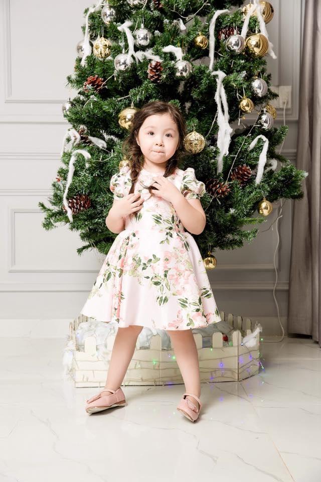 Con gái Elly Trần lại khiến fan phát sốt với hình ảnh xinh như công chúa - Ảnh 6