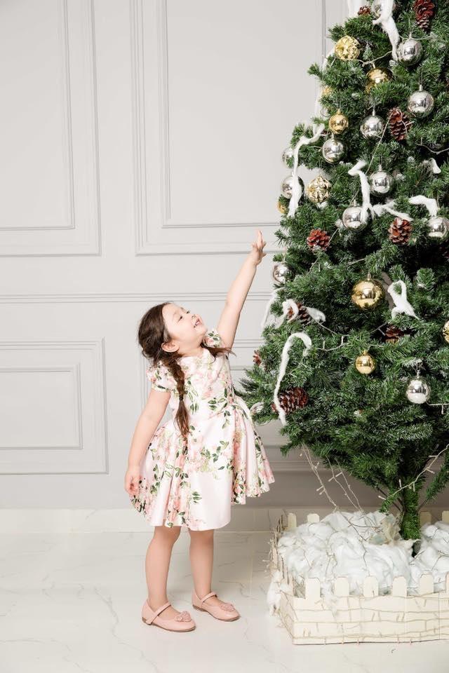 Con gái Elly Trần lại khiến fan phát sốt với hình ảnh xinh như công chúa - Ảnh 7