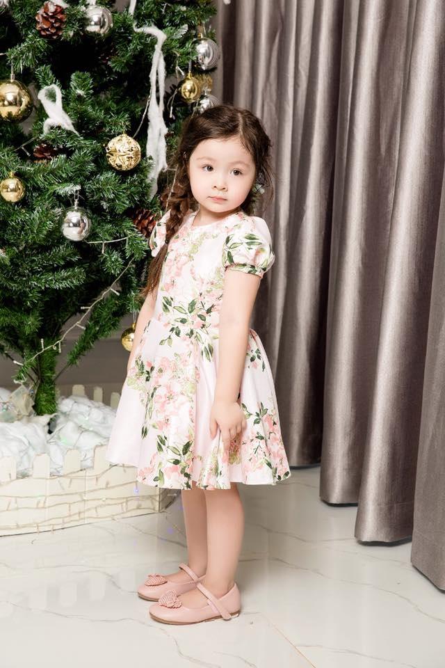 Con gái Elly Trần lại khiến fan phát sốt với hình ảnh xinh như công chúa - Ảnh 8