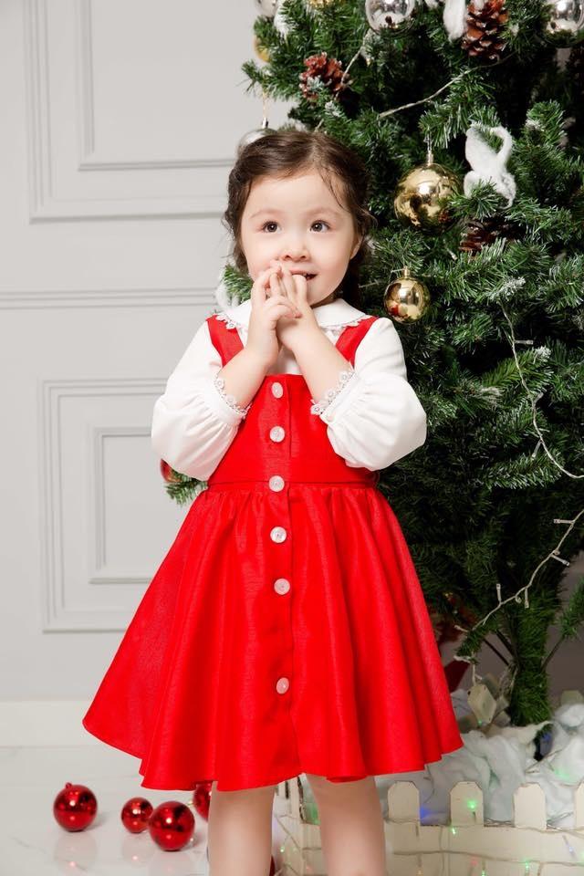 Con gái Elly Trần lại khiến fan phát sốt với hình ảnh xinh như công chúa - Ảnh 1