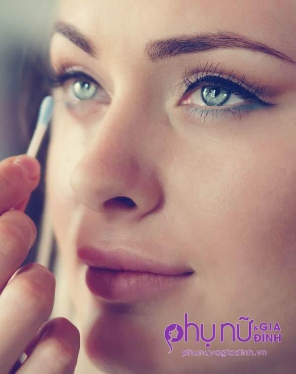Mẹo làm đẹp với tăm bông: Là phụ nữ phải lưu lại ngay phòng khi cần - Ảnh 8