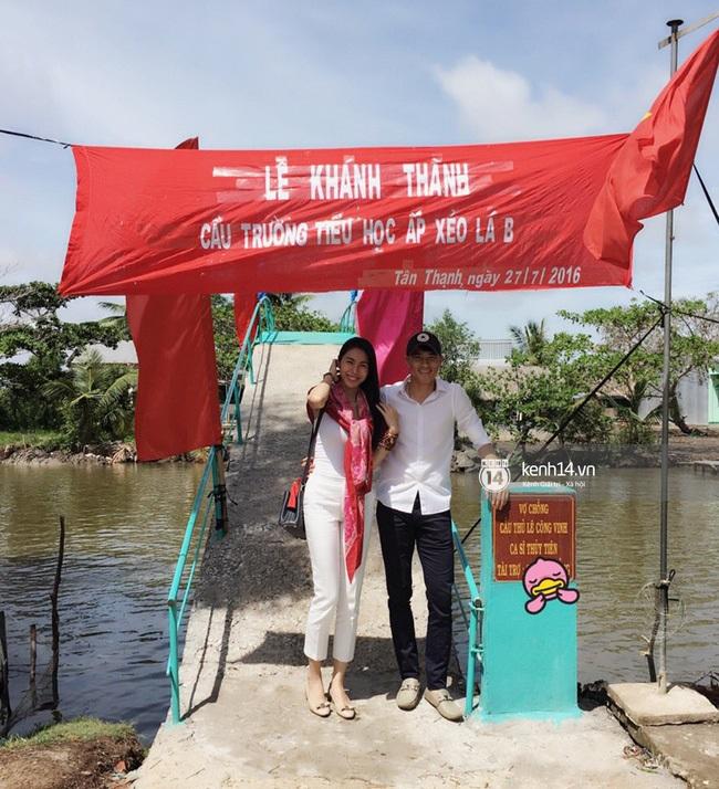 Hành động đẹp của sao Việt khiến fan xúc động - Ảnh 3