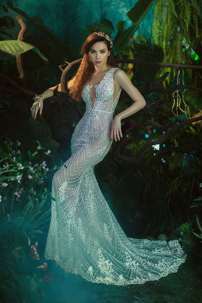 Hồ Ngọc Hà: Nữ thần vườn địa đàng quyến rũ khó cưỡng khiến fan 'cả một trời thương nhớ' - Ảnh 1