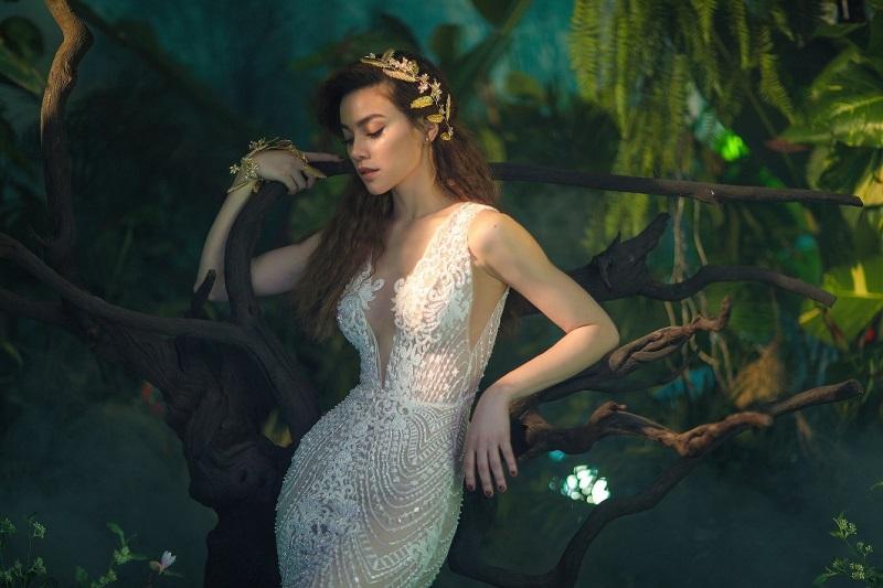 Hồ Ngọc Hà: Nữ thần vườn địa đàng quyến rũ khó cưỡng khiến fan 'cả một trời thương nhớ' - Ảnh 2
