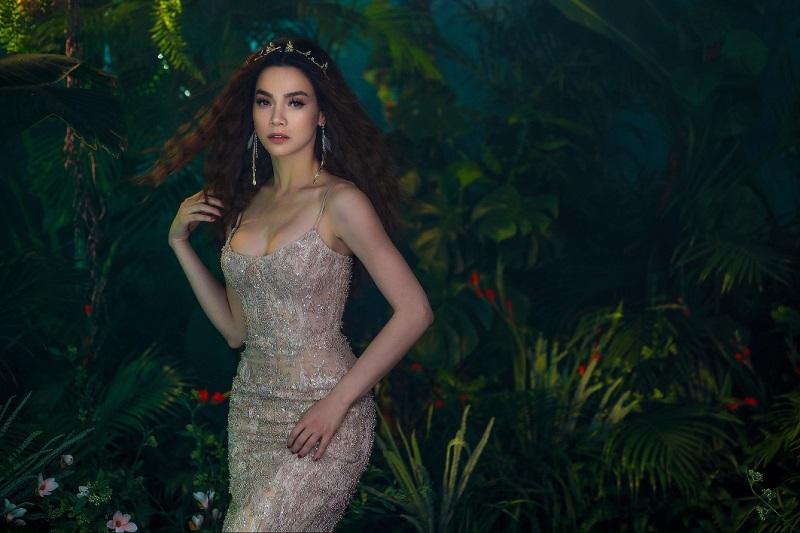 Hồ Ngọc Hà: Nữ thần vườn địa đàng quyến rũ khó cưỡng khiến fan 'cả một trời thương nhớ' - Ảnh 4