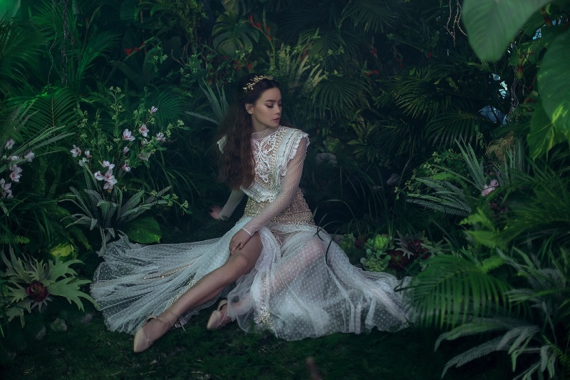 Hồ Ngọc Hà: Nữ thần vườn địa đàng quyến rũ khó cưỡng khiến fan 'cả một trời thương nhớ' - Ảnh 5