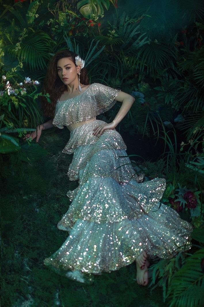 Hồ Ngọc Hà: Nữ thần vườn địa đàng quyến rũ khó cưỡng khiến fan 'cả một trời thương nhớ' - Ảnh 6