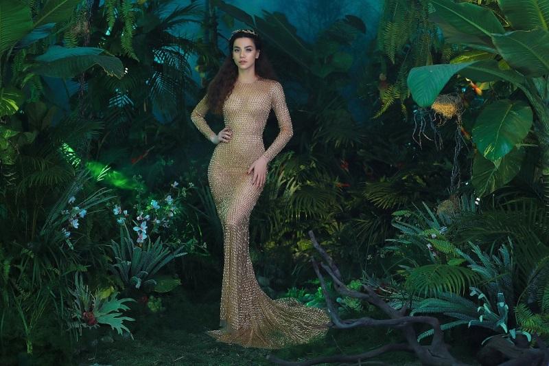Hồ Ngọc Hà: Nữ thần vườn địa đàng quyến rũ khó cưỡng khiến fan 'cả một trời thương nhớ' - Ảnh 8