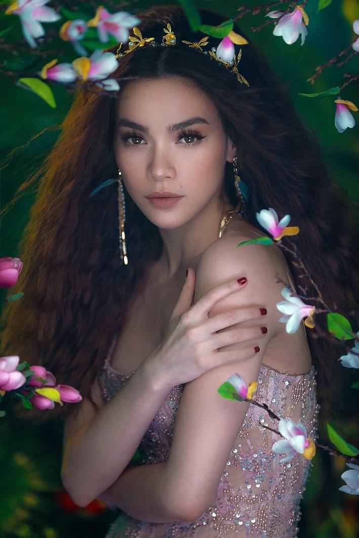 Hồ Ngọc Hà: Nữ thần vườn địa đàng quyến rũ khó cưỡng khiến fan 'cả một trời thương nhớ' - Ảnh 9