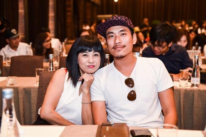 Cặp đôi Kiều Minh Tuấn - Cát Phượng