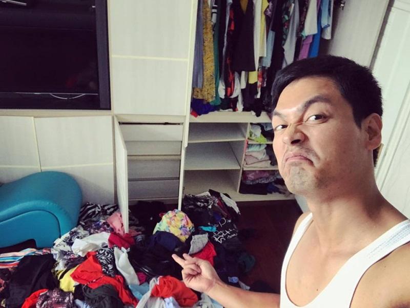 MC Phan Anh phát hoảng khi vợ hé lộ bí mật giấu bên trong tủ quần áo