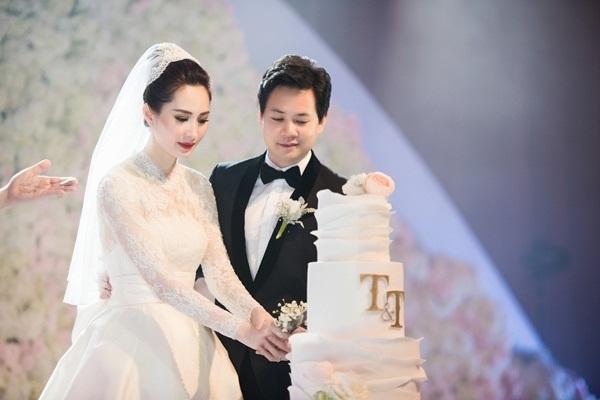 Những nàng dâu danh giá được ngưỡng mộ nhất showbiz Việt  - Ảnh 1