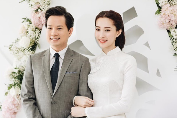 Những nàng dâu danh giá được ngưỡng mộ nhất showbiz Việt  - Ảnh 2