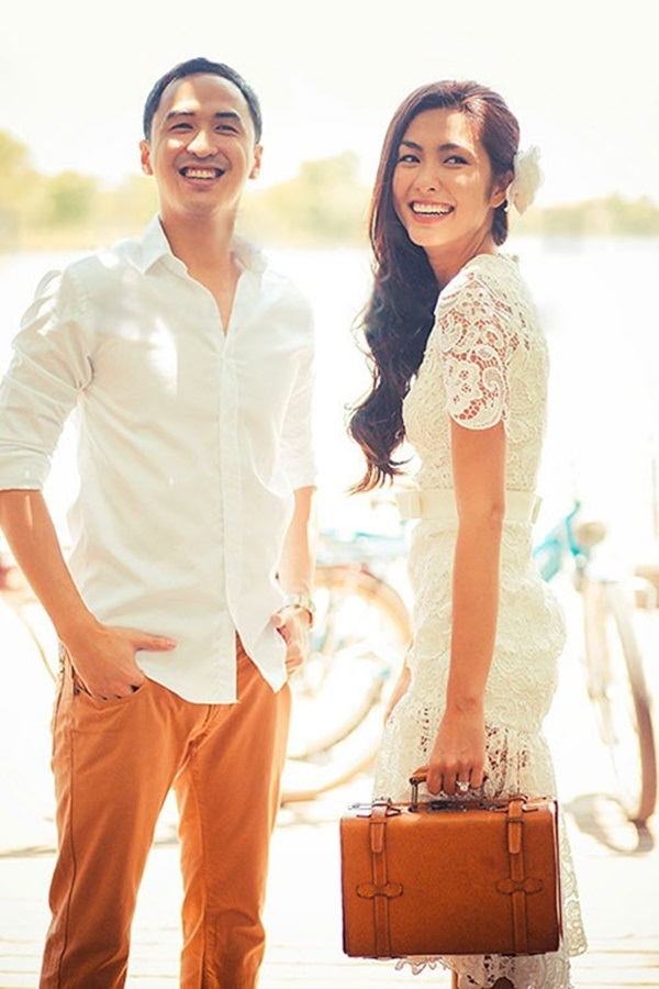 Những nàng dâu danh giá được ngưỡng mộ nhất showbiz Việt  - Ảnh 3