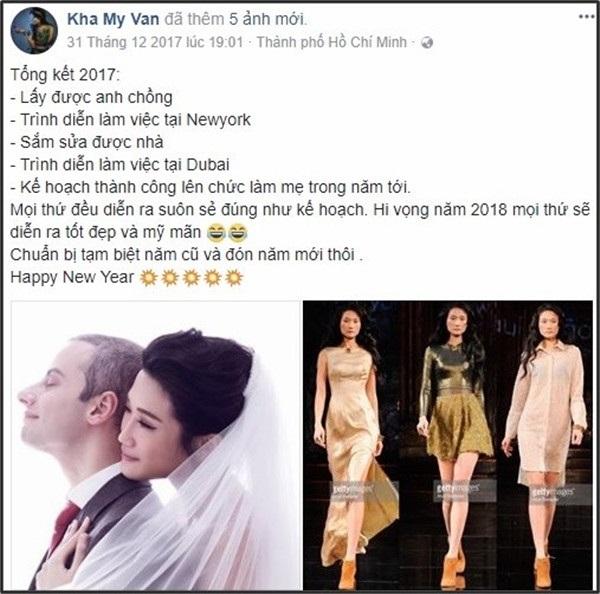 Những sao Việt sẽ sinh con vào năm 2018 - Ảnh 2
