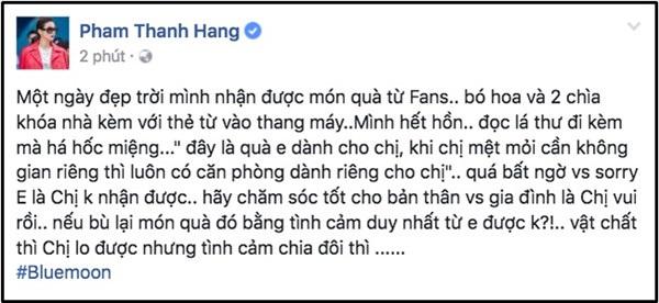 Điểm danh những sao Việt nhận được quà khủng khiến ai cũng ghen tỵ - Ảnh 3