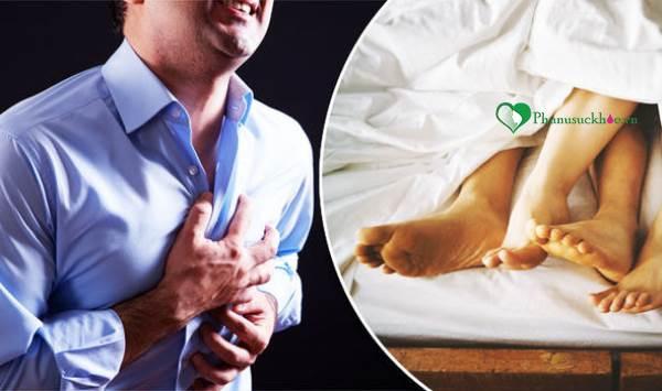 Huyết áp cao có thể ảnh hưởng đến đời sống tình dục của bạn - Ảnh 1