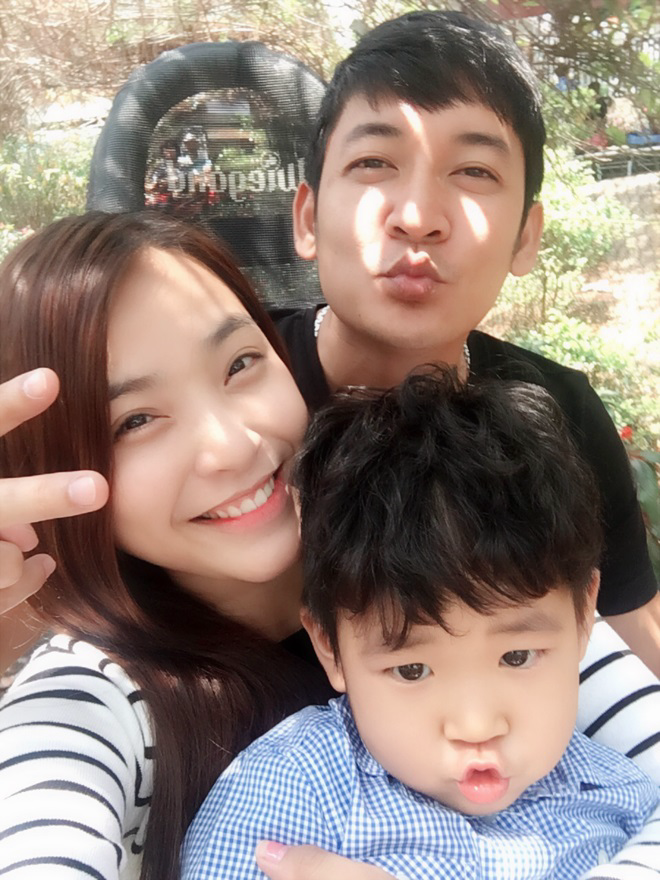 Thành Đạt: 'Tôi yêu Hải Băng vì cô ấy thương con trai riêng của tôi' - Ảnh 1