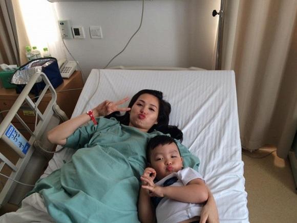 Sao Việt: 3 ông chồng chuẩn 'soái ca' được cư dân mạng cực kỳ ngưỡng mộ - Ảnh 7