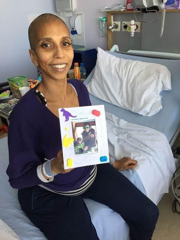 Xúc động câu chuyện bà mẹ mắc ung thư vú vẫn quyết sinh 2 con khỏe mạnh - Ảnh 13