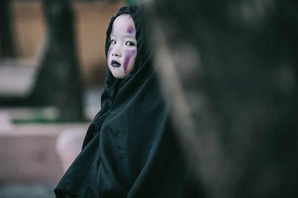 Xuất hiện 'con ma' Vô Diện phiên bản Việt Nam diễn sâu hơn cả phiên bản gốc - Ảnh 3