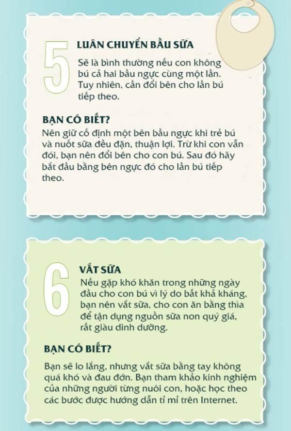12 tuyệt chiêu của những bà mẹ không bao giờ lo thiếu sữa cho con bú - Ảnh 4
