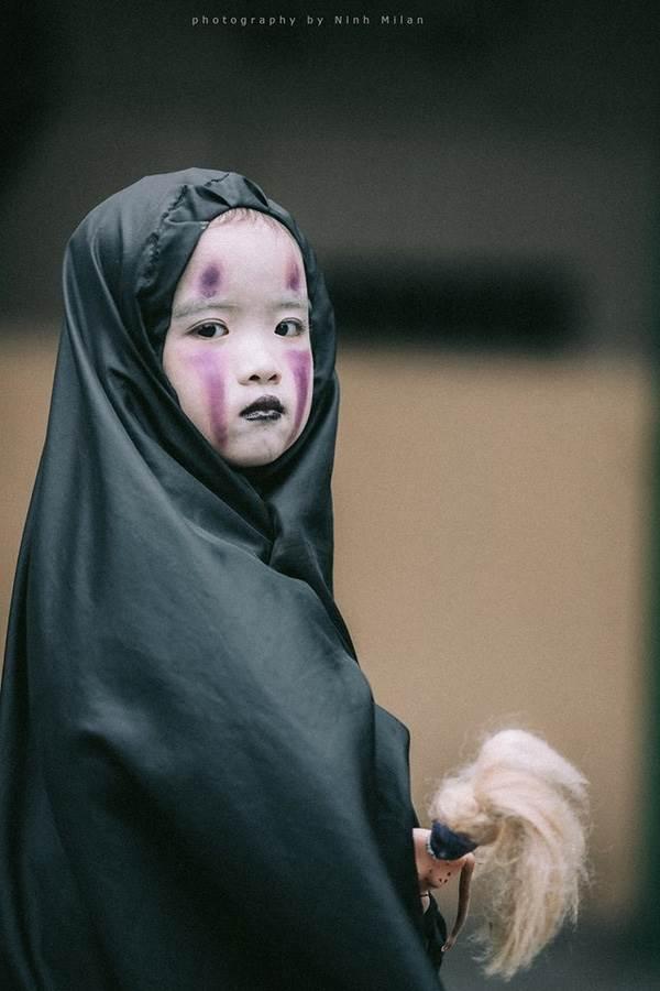 Xuất hiện 'con ma' Vô Diện phiên bản Việt Nam diễn sâu hơn cả phiên bản gốc - Ảnh 6