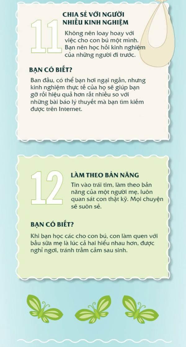 12 tuyệt chiêu của những bà mẹ không bao giờ lo thiếu sữa cho con bú - Ảnh 7
