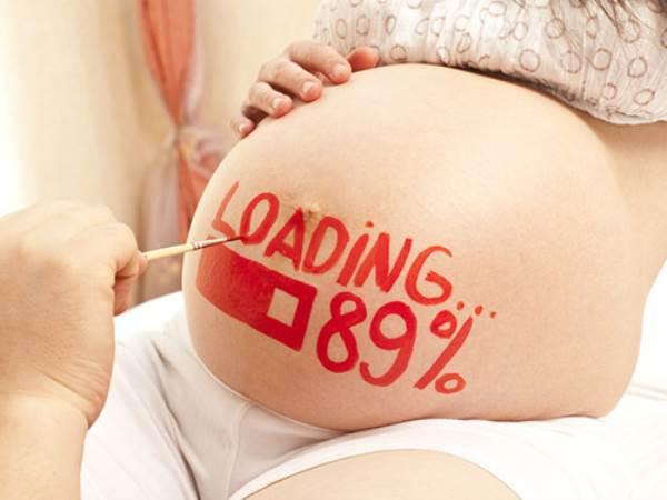 Nhận thấy những dấu hiệu này, chắc chắn mẹ sẽ sinh con trong vài giờ tới - Ảnh 1