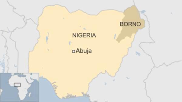 75.000 trẻ em có nguy cơ chết đói ở Nigeria - Ảnh 2