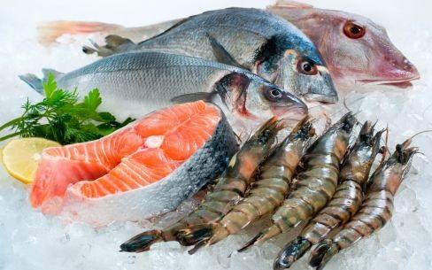 Cá và hải sản giàu Omega-3 trắng da hiệu quả