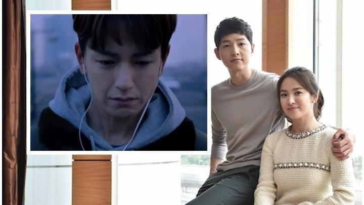 Bá đạo loạt ảnh chế từ sự kiện Song Joong Ki - Song Hye Kyo