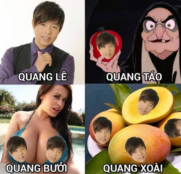 Những tấm ảnh chế 'bá đạo' của sao Việt khiến dân mạng cười 'té ghế' - Ảnh 8