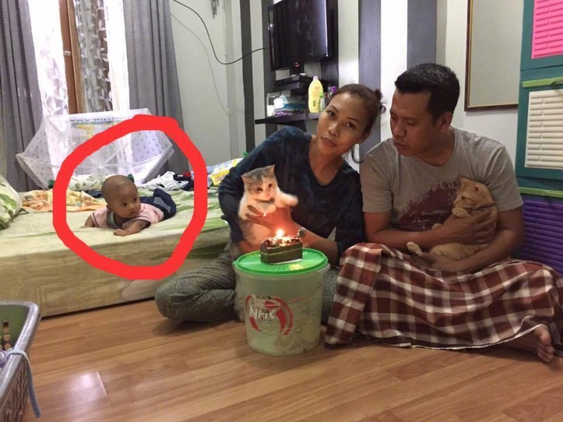 Dân mạng cười chảy nước mắt với chùm ảnh chứng minh câu nói 'Con là do ba mẹ nhặt về nuôi' là có thật - Ảnh 1