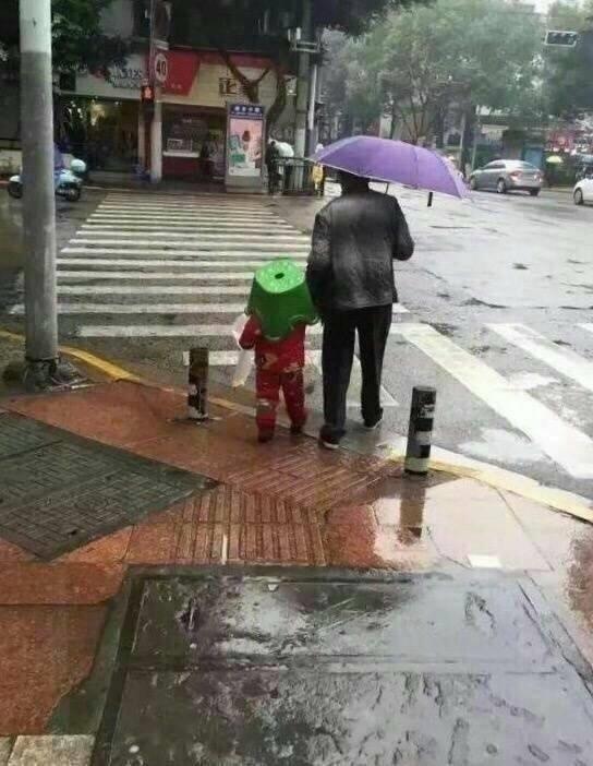 Dân mạng cười chảy nước mắt với chùm ảnh chứng minh câu nói 'Con là do ba mẹ nhặt về nuôi' là có thật - Ảnh 7