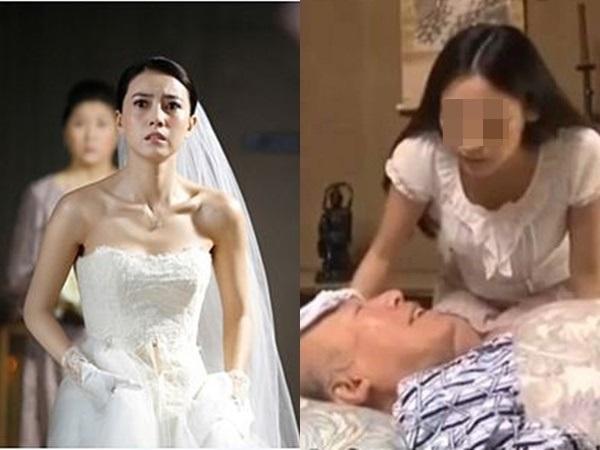 Vừa trút áo cưới thì chồng nói 'em phục vụ bố anh nhé' rồi đẩy vợ vào phòng bố và cái kết sốc óc - Ảnh 1