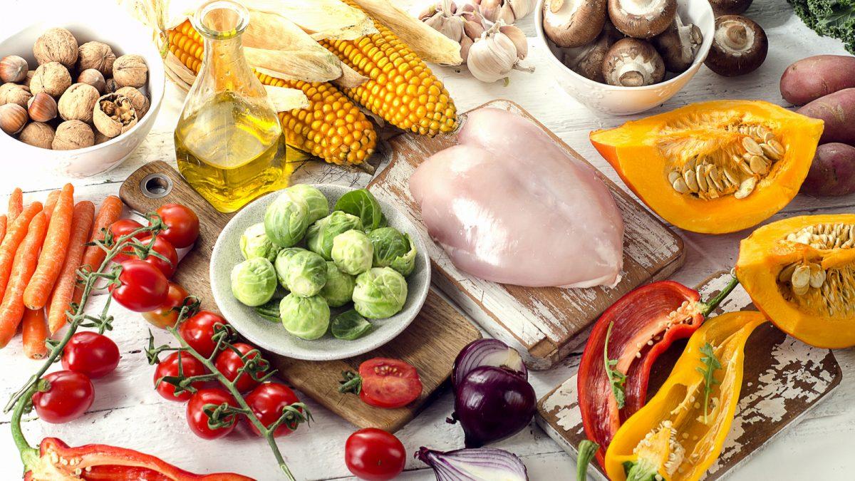 Chế độ ăn uống lành mạnh sẽ tác động tích cực đến sức khỏe tình dục