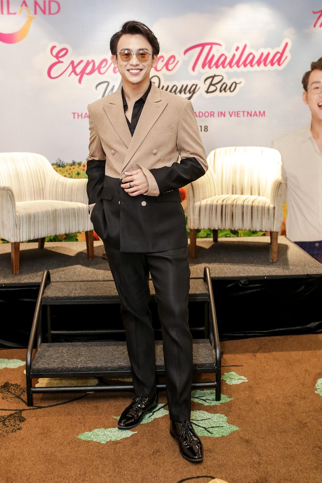 MC Quang Bảo tự hào là người kết nối giữa hai nền văn hóa Việt Nam và Thái Lan - Ảnh 1