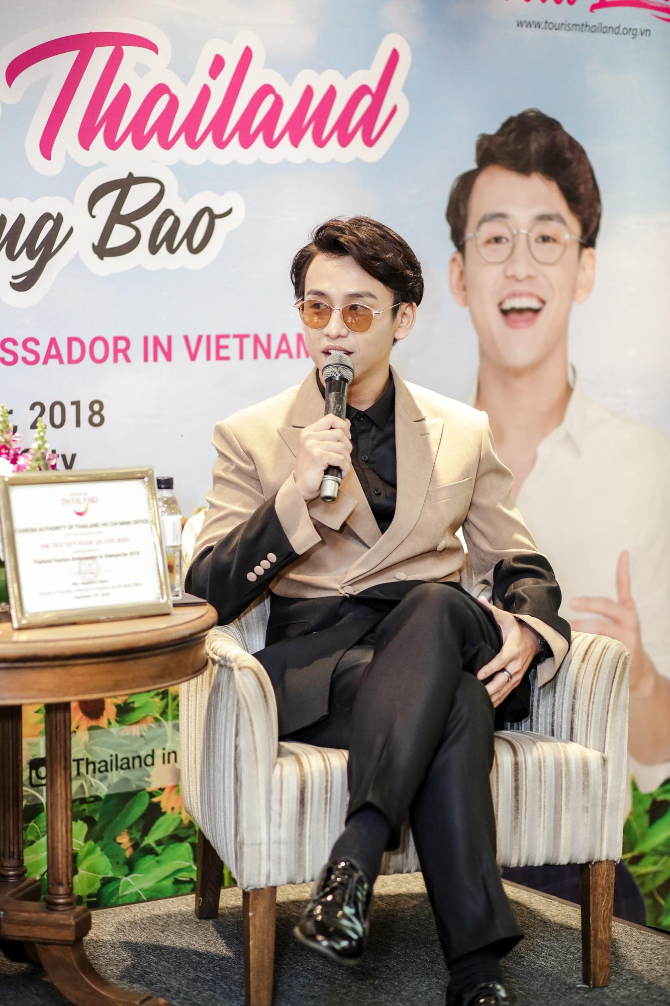 MC Quang Bảo tự hào là người kết nối giữa hai nền văn hóa Việt Nam và Thái Lan - Ảnh 3
