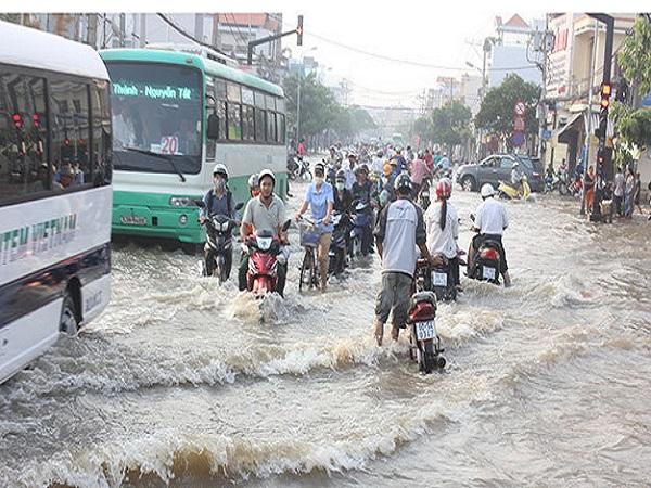 Dự báo thời tiết ngày 21/12: Miền Bắc nắng ấm, TP Hồ Chí Minh có nguy cơ ngập lụt cục bộ - Ảnh 1