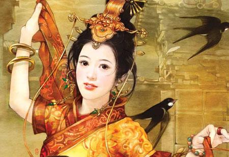 Triệu Phi Yến nổi tiếng với khả năng luyện tập thành thục