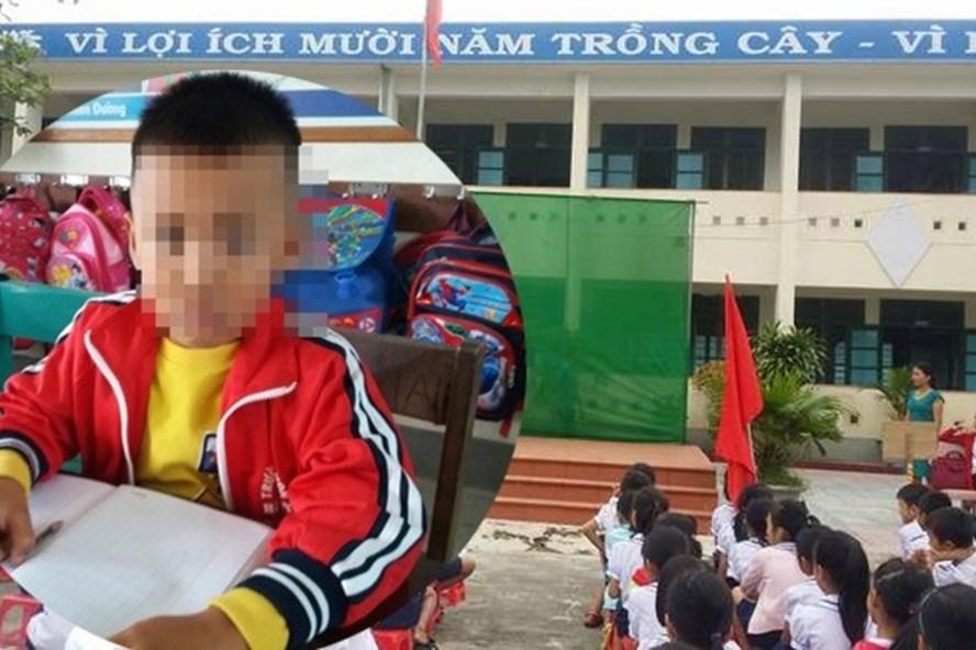 Công an vào cuộc điều tra vụ học sinh lớp 1 bị cô giáo chủ nhiệm tát nhập viện  - Ảnh 1