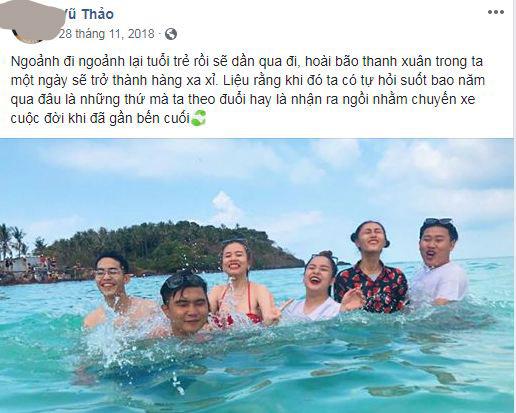 Rùng mình trước những lời nói mang 'điềm báo' của nữ sinh viên tử nạn khi xe khách rơi vực ở đèo Hải Vân - Ảnh 1