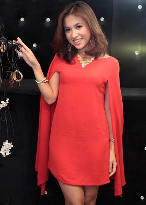 Áo cape - Biến tấu cho mùa đông lạnh giá của mỹ nữ Việt - Ảnh 11