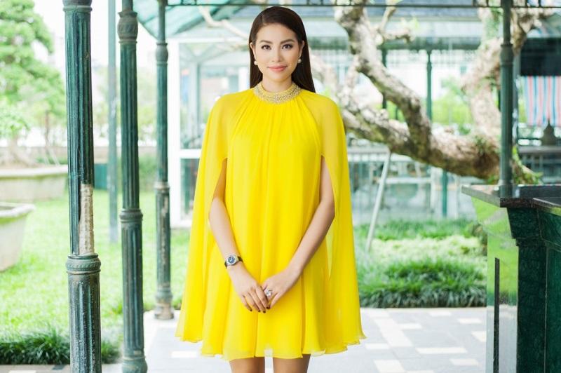 Áo cape - Biến tấu cho mùa đông lạnh giá của mỹ nữ Việt - Ảnh 8