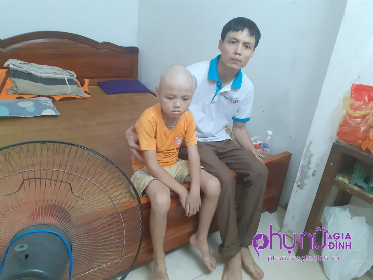 43 triệu đồng đến với bé trai 9 tuổi suốt 7 năm mắc bệnh hiểm nghèo không tiền chữa trị - Ảnh 3