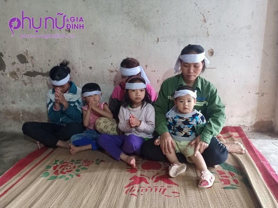 Thảm cảnh 6 đứa trẻ mồ côi cha ước mơ mẹ có tiền chữa bệnh để chăm lo cho đàn con - Ảnh 1