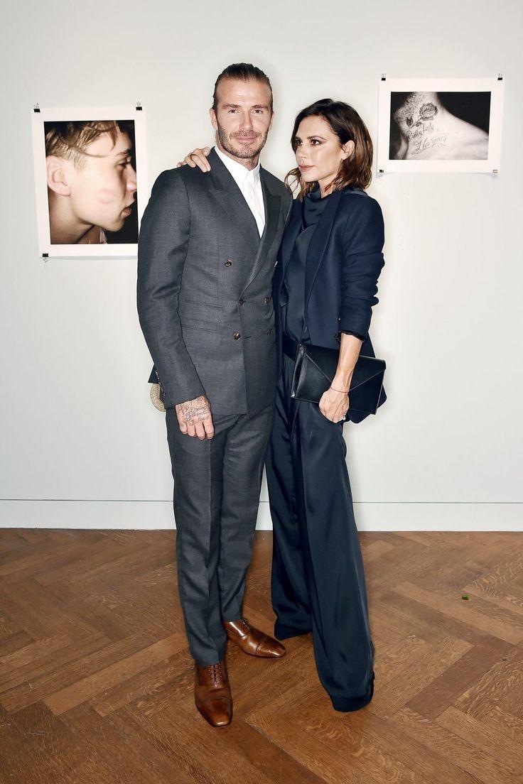 Bất ngờ với cách thể hiện tình yêu dành cho vợ của David Beckham - Ảnh 10