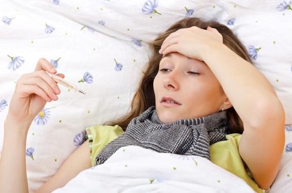 Bà bầu bị sốt có ảnh hưởng đến thai nhi không? - Ảnh 1