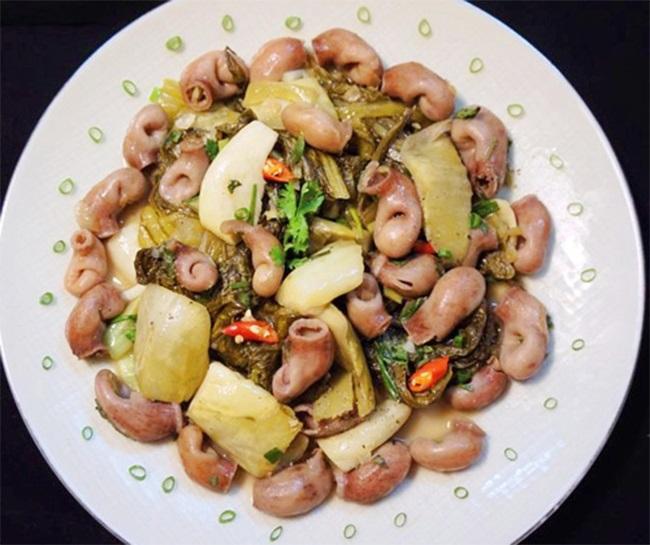 4 món nấu với dưa cải chua 'đánh bay' nồi cơm nhà bạn - Ảnh 2